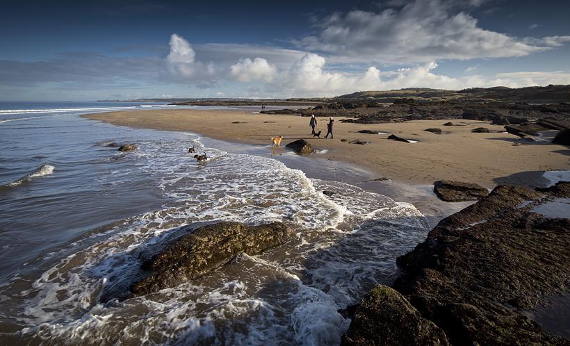 Gullane Bents and Aberlady Bay, the best beach walk near Edinburgh