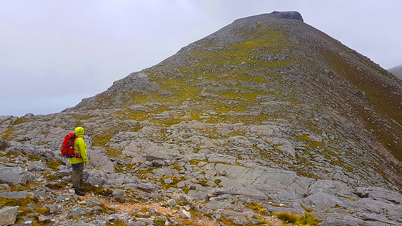 quinag assynt mountains
