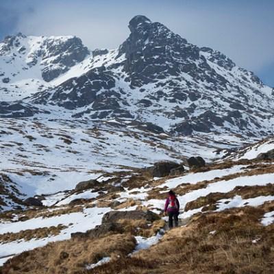 The Cobbler hike – discover the gem of Arrochar Alps