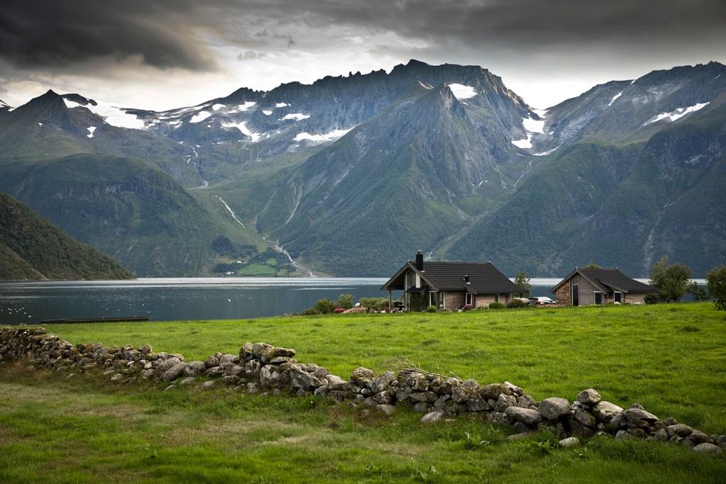 Urke, Sunnmore Alps