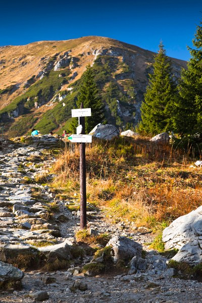 Hiking Giewont and Kasprowy Wierch