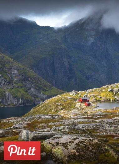 Munkebu hike in Lofoten