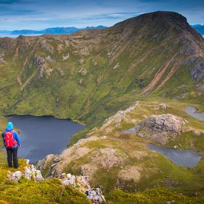 Dronningruta Vesteralen  – hiking The Queen's Route
