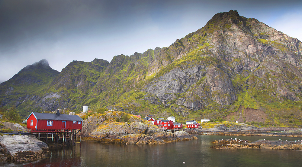Welcome to the Lofoten Islands