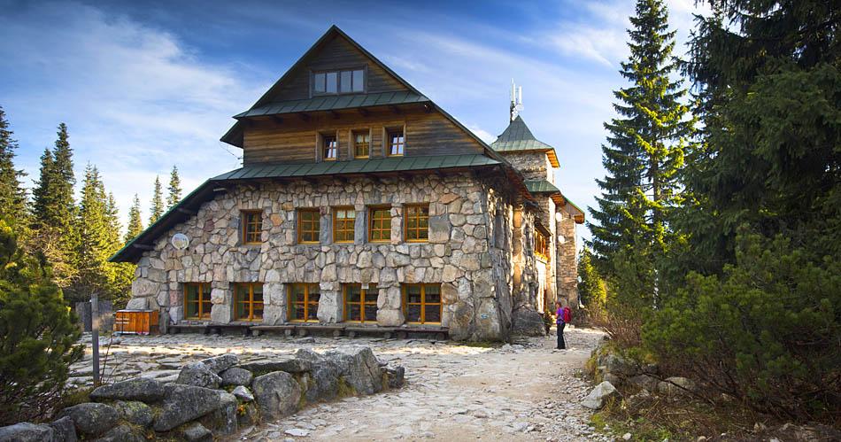 Murowaniec mountain hut