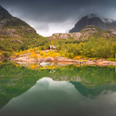 Helgelandskysten Tourist Route – road trip along Helgeland coast