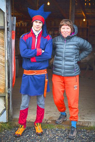 nordkapp sami norway