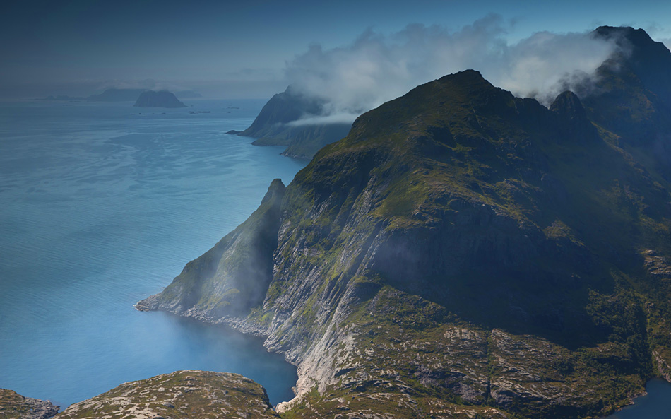 Tindstinden Lofoten