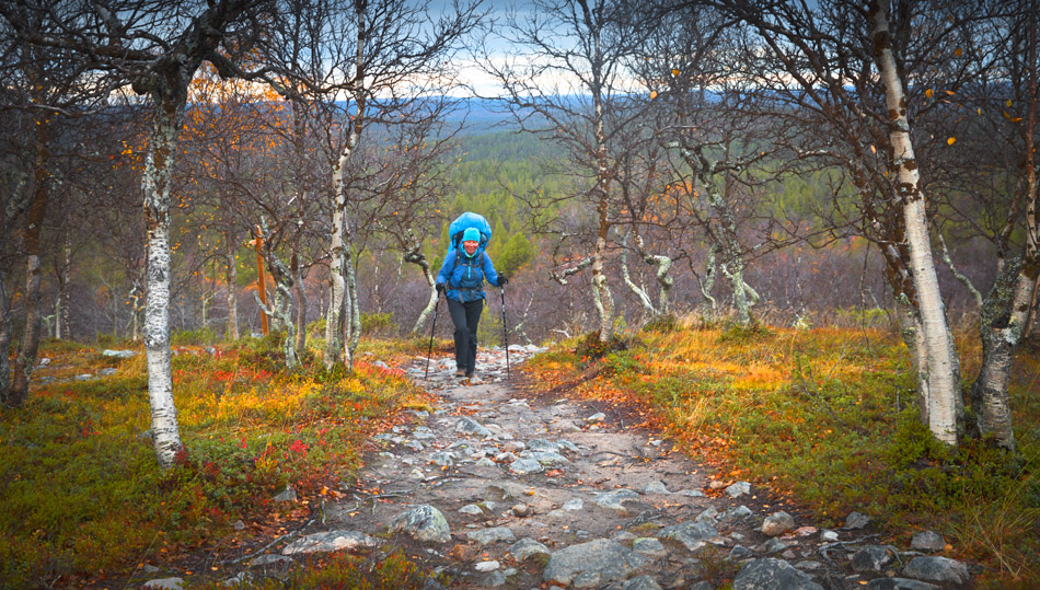 best hikes for autumn