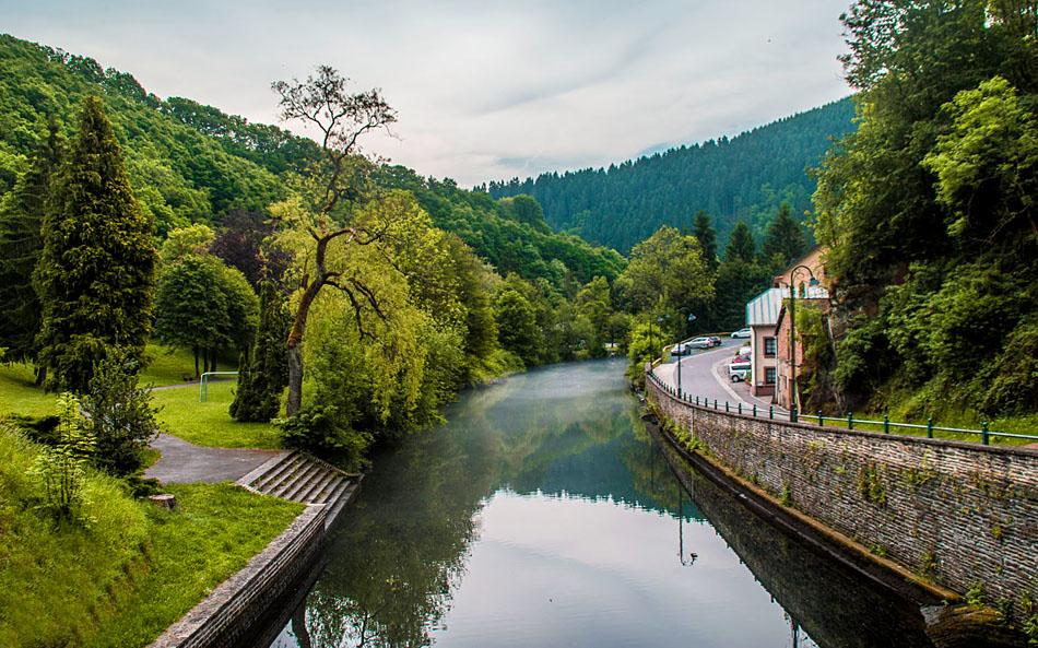 hike thru luxembourg