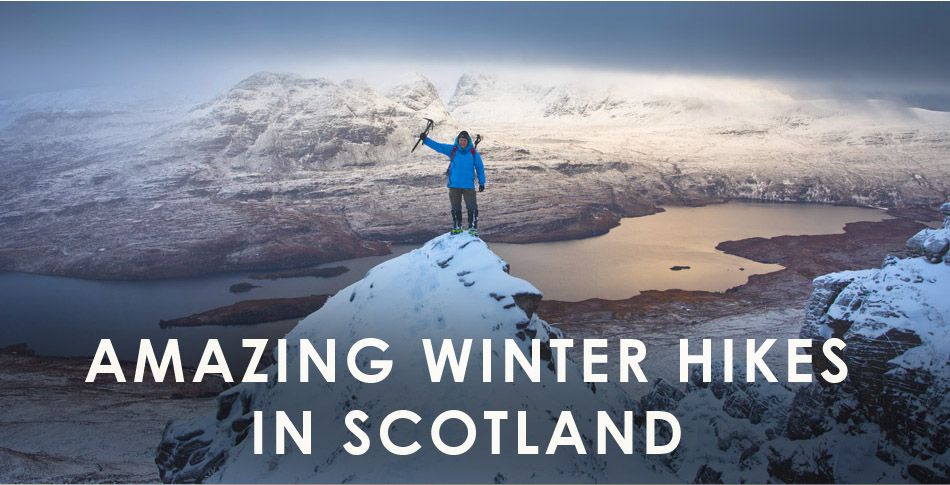 best winter hikes in scotland