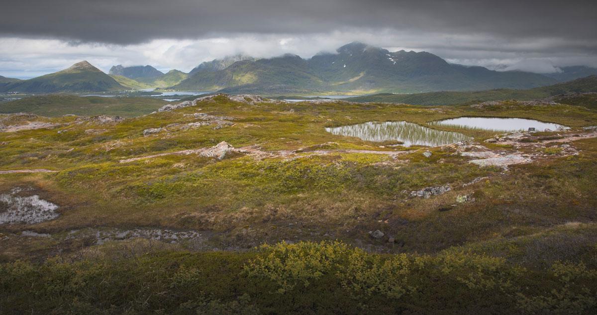 Justadtinden Lofoten
