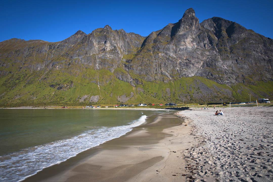 Ersfjord Beach Senja
