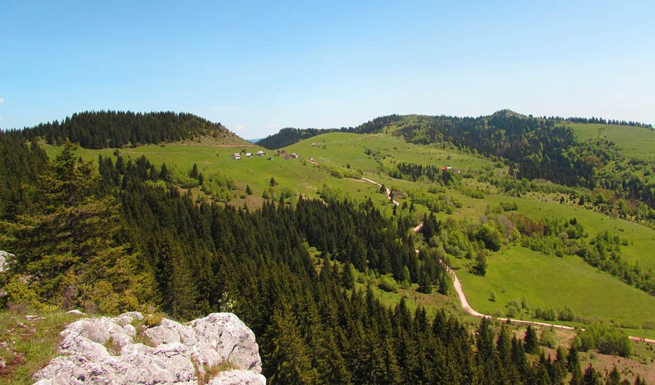Ozren Mountains, Bosnia