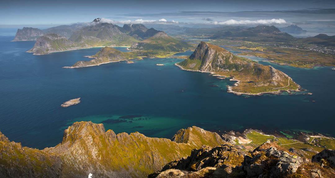 Stornappstinden Lofote
