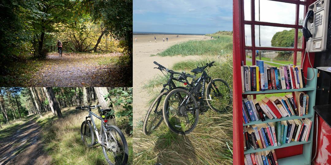 best cycling trails scotland