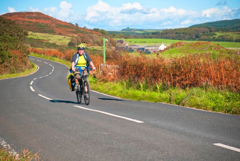 best cycling routes scotland