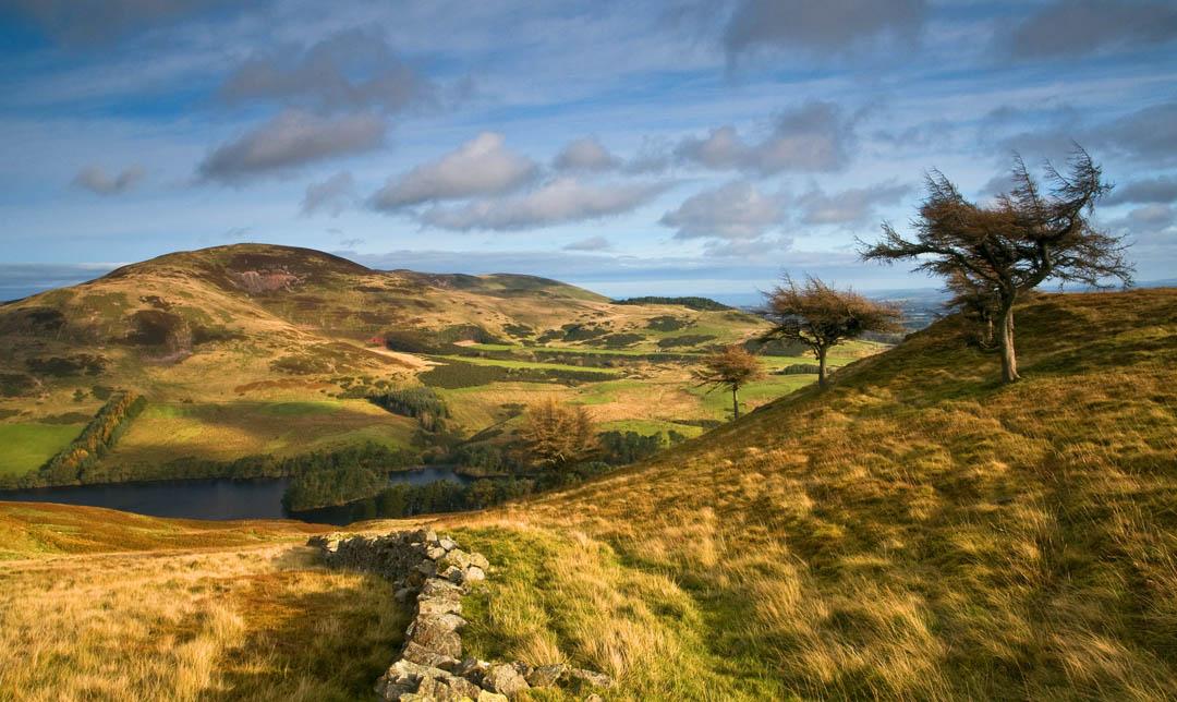 best day hikes scotland summer pentland hills