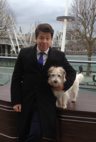 Dodger and Michael McIntyre