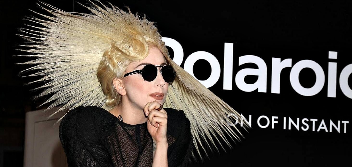 Lady Gaga Hopes To Eliminate Polaroid's 30 Second Wait… But, Will It Help?