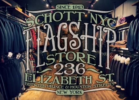 Schott Flagship Store Logo