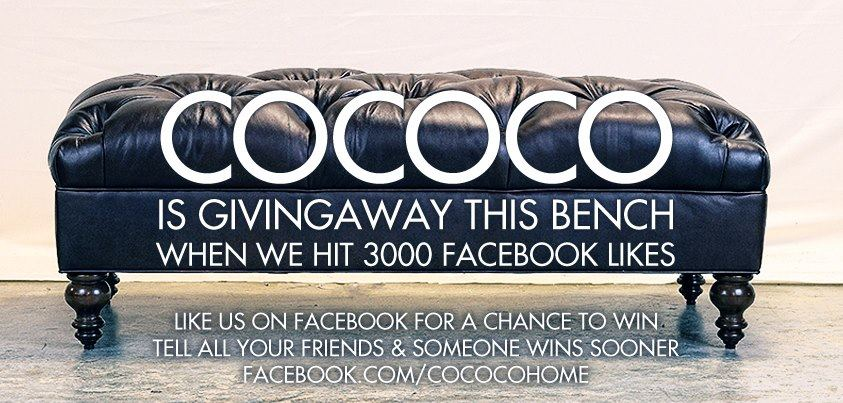 CoCoCo Giveaway