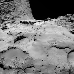 Pictures from the Philae Lander from nytimes.com