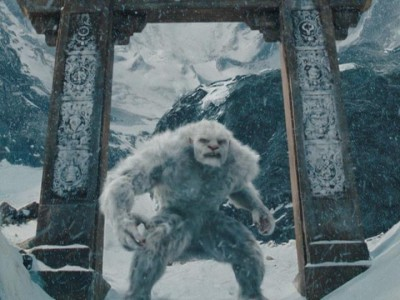 Yeti saved from kaiju.wikidot.com