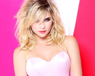 Ashley Benson was the first Ashley to come up. From spring-breakers.wikia.com