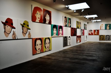 The Andy Warhol Museum in Pittsburgh PA. Saved from freefromtourists.com