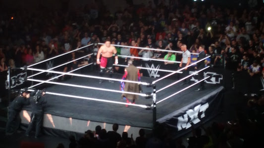 By Kevin DiFrango. Samoa Joe vs Finn Balor for the NXT Heavyweight Title