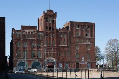 The Tennessee Brewery in Memphis saved from the Memphisdailynews.com (Daily News File/Andrew J. Breig)