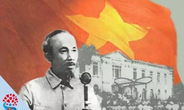 Dàn bài cho tác phẩm Tuyên Ngôn Độc Lập – Hồ Chí Minh