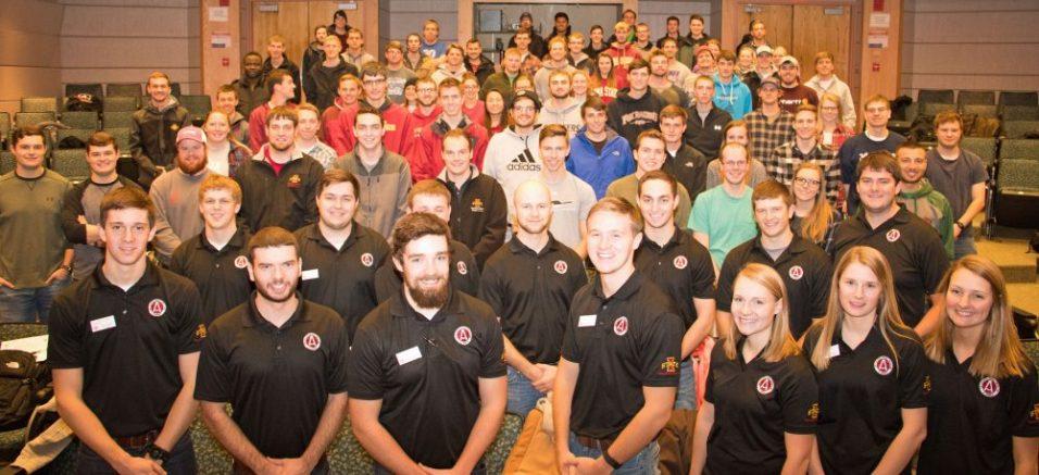 2017 ISU AGC Student Chapter