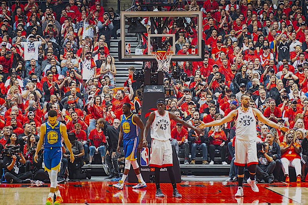 Keeping the NBA COVID-Free With Smart Technology