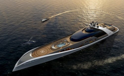 why wally hermes yacht