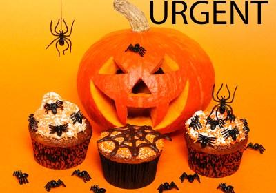 Urgent Halloween Update