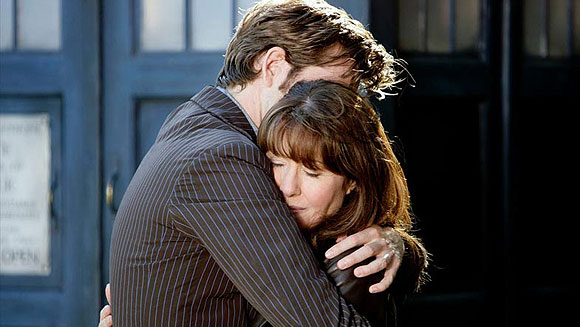 Sarah Jane Smith and The Doctor