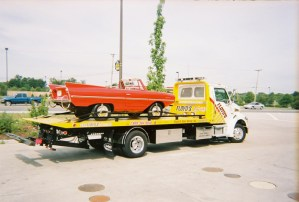 Sturtevant Transmission and Auto Repair Uses Floyd and Sons Towing