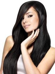 peruvian straight hair extension
