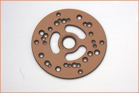 Woodpeckers Universal Adapter Plate