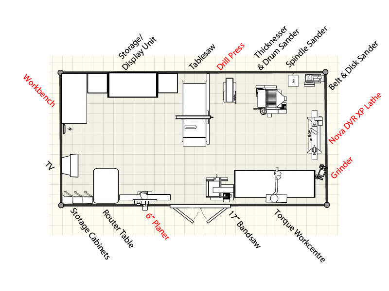 Tifany Blog: Shed ideas layouts