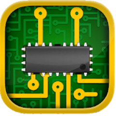 Circuit Scramble Icon