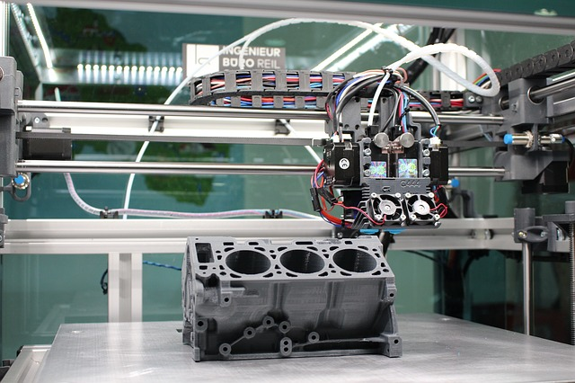 Product Improvement and change using Additive Manufacturing