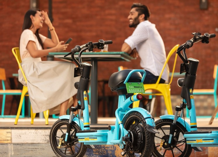 Yulu bike