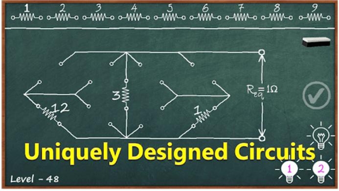 one ohm circuit design game
