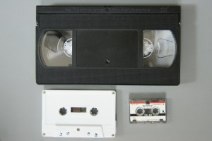 analog tapes