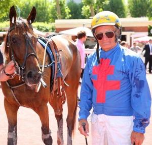 Jean Pierre Dubois . vinder hver anden start. Foto Scoop Dyga