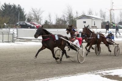 Bravur Torkdahl vinder sikkert for Steen Juul, KM Foto