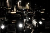 The famous London cabs